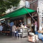 藤棚のあるオッサンパラダイス 「初音小路飲食店街」 -東京冒険紀行-