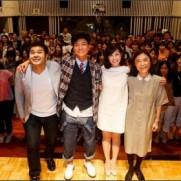 Twitter / umusicjapan: 【森山直太朗】「若者たち2014」試写会で「若者たち」を歌唱 ...