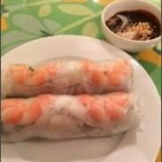 """ポスティング失敗さんはTwitterを使っています: """"蒲田『ベトナム料理店 THI THI(ティティ)』海老の生春巻き、とりおこわ、牛肉のフォー。 『孤独のグルメ Season4』でゴローちゃんが訪れた..."""