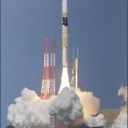 """お星様情報局さんはTwitterを使っています: """"静止気象衛星「ひまわり8号」は H2Aロケット25号機を予定の軌道で分離し、打ち上げは成功しました。 機能の確認試験後2016年に観測を開..."""