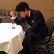 """りな.cottonさんはTwitterを使っています: """"鈴木亮平すきやわー( ̄▽ ̄) http://t.co/TWQ4HcK2FV"""""""