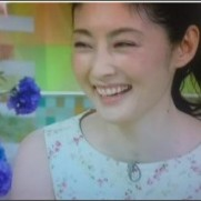 """Santana TeraさんはTwitterを使っています: """"NHK「スタジオパークからこんにちは」に常盤貴子が出てる。朝ドラ「まれ」のお母さん役。いい女優だな。 http://t.co/ECz90z6834"""""""